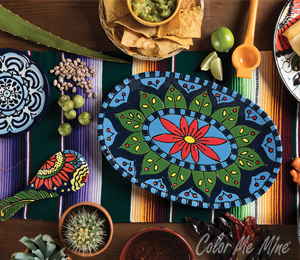 Mill Creek Talavera Tableware