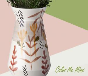 Mill Creek Minimalist Vase