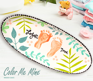 Mill Creek Tropical Baby Tray