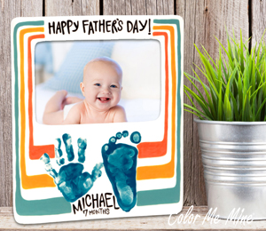 Mill Creek Father's Day Frame